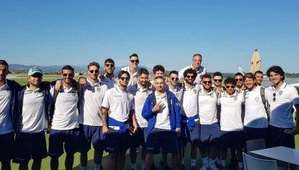 ll Tre Penne è in Kosovo, dove domani sfiderà i campioni di Andorra nel turno di qualificazione