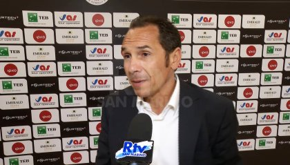"""Champions, Stefano Ceci: """"Andiamo via arrabbiati e amareggiati"""""""
