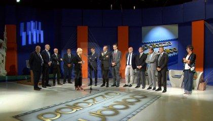 Rtv: nuovo Cda e l'onore della visita della Reggenza