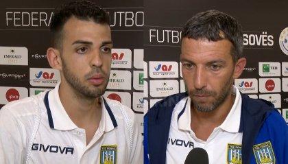 """Champions, Luca Ceccaroli: """"C'è rammarico, era rigore"""""""