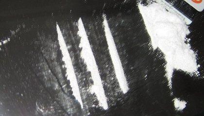 Giornata contro la droga, San Marino: cocaina in testa per consumo