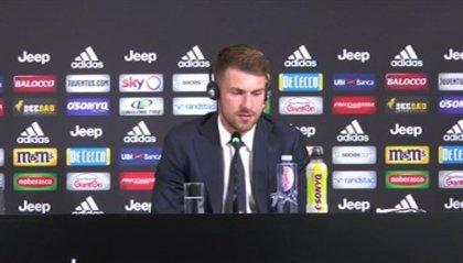 Calciomercato: presentazione di Ramsey a Torino, vestirà la 8 di Marchisio