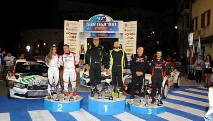 VIttoria per Jader Vagnini al 6° San Marino Rally show