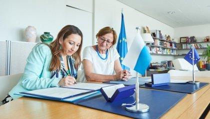 San Marino ha firmato il Protocollo alla Convenzione sul protezione delle persone rispetto al trattamento automatizzato di dati a carattere personale