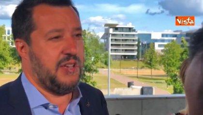"""Alta tensione fra Lega e 5 Stelle. Salvini: """"esaurita la fiducia"""""""