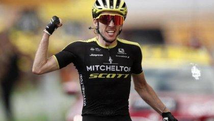 Tour de France: Alaphilippe pazzesco! Vince la cronometro con 14'' di vantaggio. Van Aert cade a metà corsa: ferite alla gamba