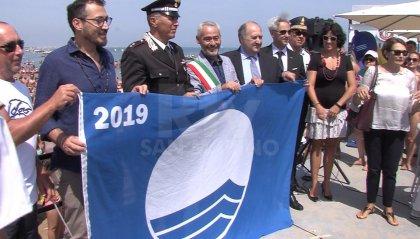Bandiera Blu 2019: il mare di Cattolica promossoa pieni voti anche quest'anno