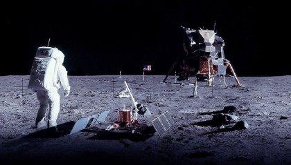 """50 anni dal """"grande passo per l'umanità"""", anche la bandiera di San Marino sulla Luna"""