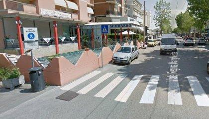 Rimini: muore 79enne in bici dopo lo scontro con un furgone