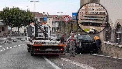 Incidente sulla Super: il 30enne in terapia intensiva a San Marino