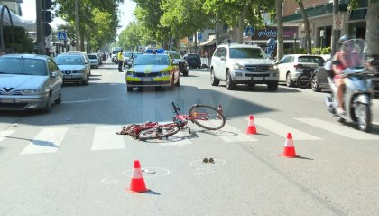 Incidenti, anno nero sulle strade: a Rimini nuovo mortale