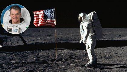 """50 anni dall'allunaggio, a Rtv la testimonianza di Paolo Nespoli: """"A Cattolica decisi che anch'io avrei fatto l'astronauta"""""""
