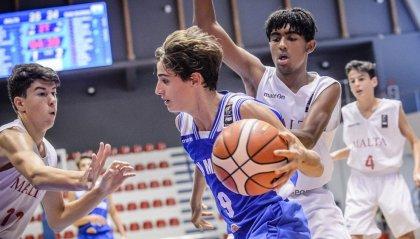 Europei U16: San Marino chiude con una vittoria contro Malta