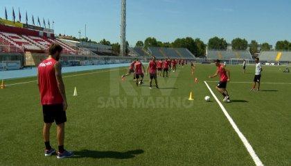 Il Rimini va in ritiro: 3 nuovi innesti, 8 restano al Neri