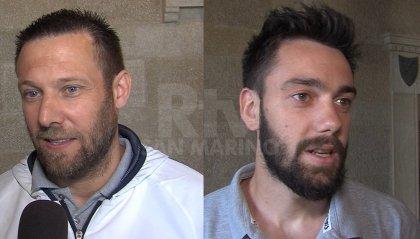 """Cecchetti e Zafferani all'unisono: """"Lotteremo per il vertice"""""""