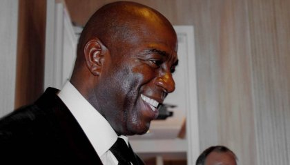 """Magic"" Johnson compie 60 anni"