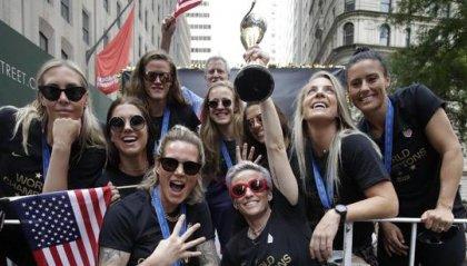 Calcio donne: negli Usa salta l'accordo sul salario