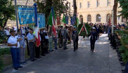 Rimini ricorda i tre martiri partigiani a 75 anni dall'eccidio