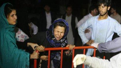 Kabul: kamikaze si fa esplodere durante un matrimonio, 63 morti