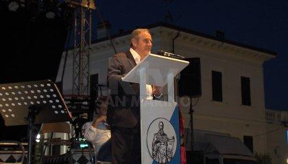 Intervento del Segretario Politico PDCS Gian Carlo Venturini alla 46° Festa dell'Amicizia
