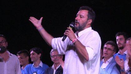 """Salvini: """"O c'è un governo o si va al voto"""""""