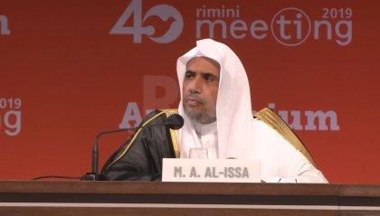 È il giorno del dialogo interculturale al Meeting col Segretario generale della Lega musulmana mondiale