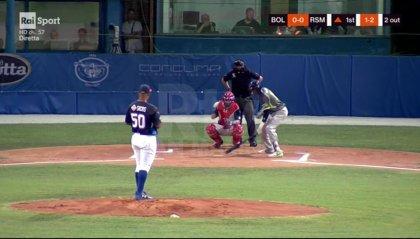 Baseball: scudetto a Bologna