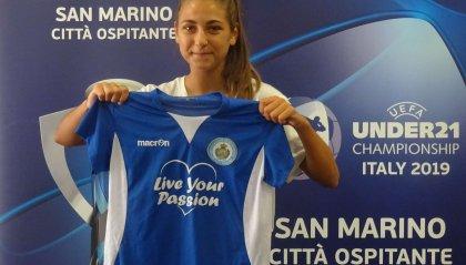 San Marino Academy: ufficiale Francesca Larocca