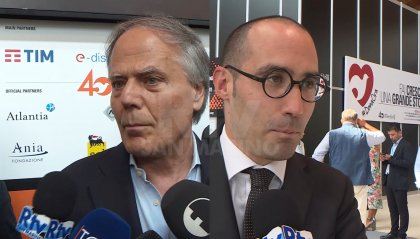 """Moavero Milanesi: """"Accordo di amicizia tra Italia e San Marino, la revisione andrà avanti"""""""