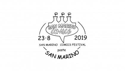Un annullo speciale per il 6° San Marino Comics