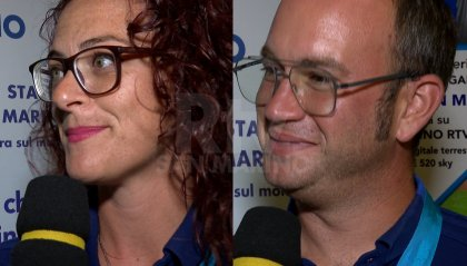 Alessandra Perilli e Gian Marco Berti raccontano l'oro di Lathi