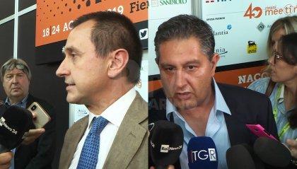 """Crisi di governo, Rosato (Pd): """"Lavoriamo ad un accordo col M5S""""; Toti: """"Partiti troppo disomogenei"""""""