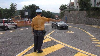 Turismo: altra mattinata di traffico e parcheggi pieni a San Marino