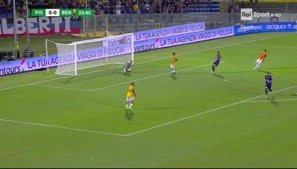 Pisa-Benevento 0-0