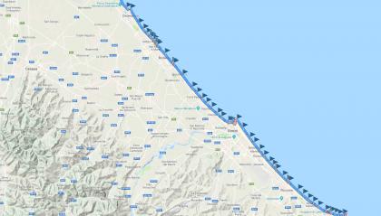 Rimini: revocati i divieti di balneazione. Bagno possibile in tutte le spiagge