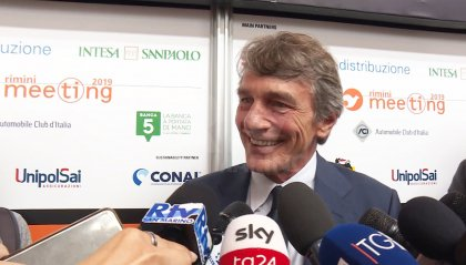 """David Sassoli: """"San Marino in Europa? Valutazioni positive, abbracciamo chi vuole lavorare con noi"""""""