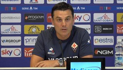 """Montella: """"Alla Fiorentina serve ancora tempo"""""""