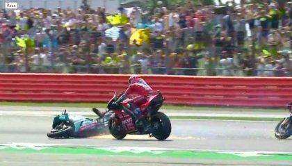 MotoGp: Rins beffa Marquez sul traguardo, 4° Rossi