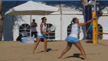 Mediterranean Beach Games, San Marino fa tris nel beach tennis