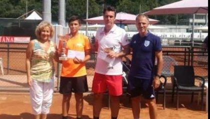 Tennis: Raymi Paci trionfa nel Torneo di Terza Categoria