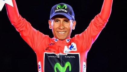 Quintana vince la seconda tappa