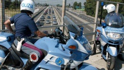 Controesodo: traffico contenuto al rientro dalle vacanze. 11 feriti in un maxi-tamponamento