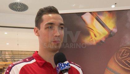 """VL Pesaro, Thomas: """"Essere capitano è emozionante. Siamo un gruppo talentuoso"""""""