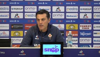 """Vincenzo Montella: """"La Juve è una fuoriserie, proviamo a fare un'impresa"""""""