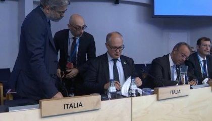 Gualtieri: Italia nella Coalizione per il clima