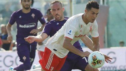 Serie A: Fiorentina-Juve 0-0