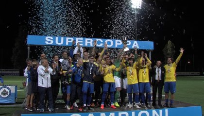 La Supercoppa è del Tre Fiori, 2-1 al Tre Penne