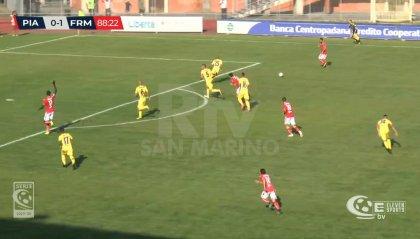 Fermana-Piacenza 0-1