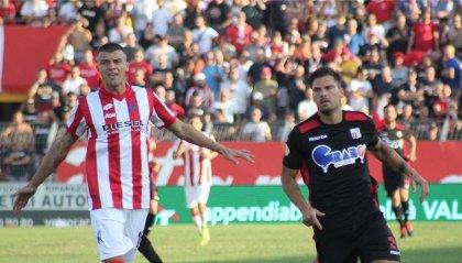 Vicenza-Rimini 2-0, prima sconfitta stagionale per i biancorossi