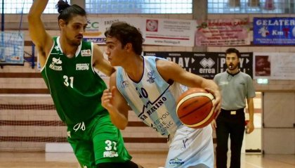 Torneo di Bertinoro: Tiss' You Care sconfitta da Gaetano Scirea 95-70